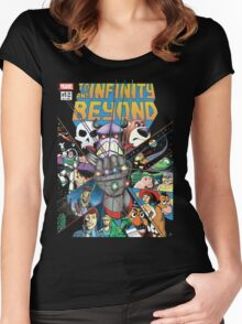 Toy Gauntlet Women's Fitted Scoop T-Shirt