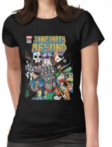 Toy Gauntlet Womens Fitted T-Shirt