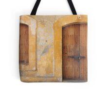 The Doors of San Juan Tote Bag