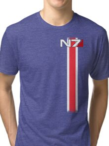 Mass Effect N7 Tri-blend T-Shirt