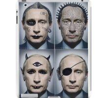 Putin iPad Case/Skin
