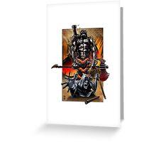 PART 24 - The Basilisk's Fury Greeting Card