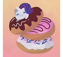 Delightful Donuts Photographic Print
