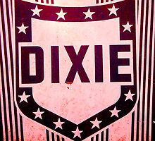 Dixie sign by bulldawgdude