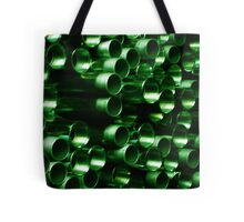 Green Pipe ~ pillow collection Tote Bag