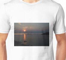 Whidbey Island Sunset Unisex T-Shirt