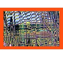 Modern Cities at 8+ Richter scale Photographic Print