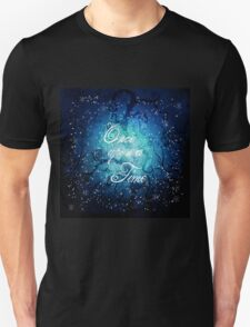 Once Upon A Time ~ Winter Snow Forest T-Shirt
