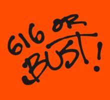 616 OR BUST! Kids Tee