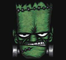 Doctor Frankensteins Monster Baby Tee