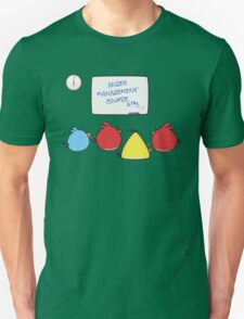 Angry Birds Therapy  T-Shirt