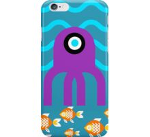 Aquatic Life iPhone Case/Skin