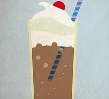 Cola Float by David Wildish