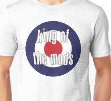 The Mighty Boosh – King of the Mods Unisex T-Shirt