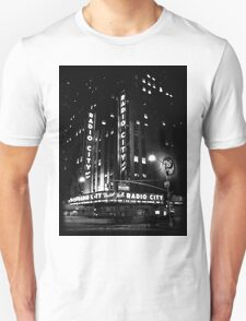 Radio City Music Hall T-Shirt