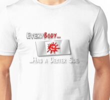Dexter Side Unisex T-Shirt