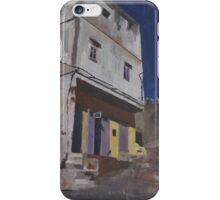 Tangiers, Blue Sky iPhone Case/Skin