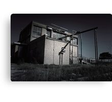 The Texas Chainsaw Massacre - Slaughterhouse #5 Canvas Print