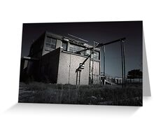 The Texas Chainsaw Massacre - Slaughterhouse #5 Greeting Card