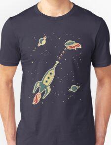 retro spaceship T-Shirt