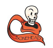 Bonehead - Parchement PAPYRUS by Nayexus