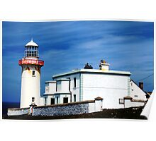 Arranmore Lighthouse Poster