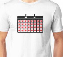 Eight days a week Unisex T-Shirt