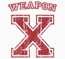 Weapon X (Version 2) by adamcampen