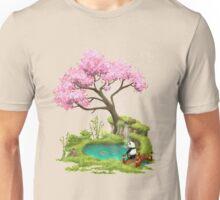 Anjing II  - The Zen garden Unisex T-Shirt