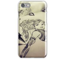 Drawing iPhone Case/Skin