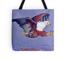 Eagle Strike Tote Bag