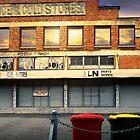Mean Street Sunset by Ben Ryan
