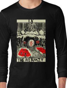 Tarot: The Hermit Long Sleeve T-Shirt