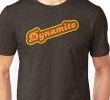 Dynamite - Retro 70s - Logo Unisex T-Shirt