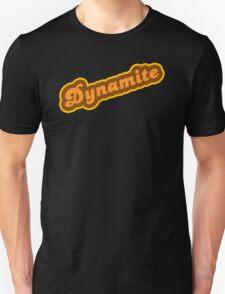 Dynamite - Retro 70s - Logo T-Shirt