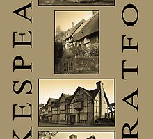 Shakespeare's Stratford by Gethin Thomas