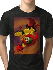 THE CREEPER Tri-blend T-Shirt