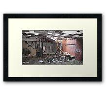 abandon.2 Framed Print