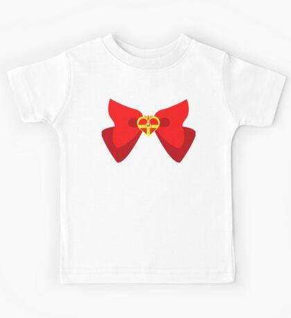 Sailor Moon S Ribbon Kids Tee
