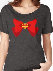 Sailor Moon S Ribbon Women's Relaxed Fit T-Shirt