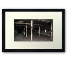 abandon.3 Framed Print