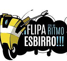 ¡Flipa con mi ritmo, Esbirro! Claptrap by danolo