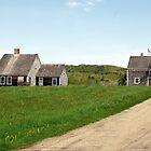New England Farm by Tom Allen