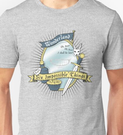 Six Impossible Things T-Shirt