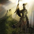 The Knight by Smudgers Art
