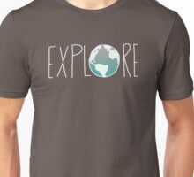 Explore the Globe III Unisex T-Shirt