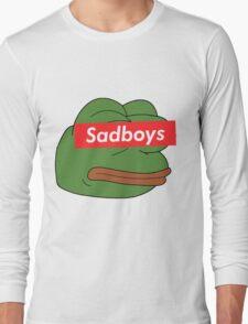 rare pepe sadboy Long Sleeve T-Shirt