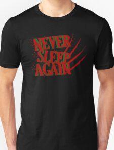 Elm had a Nightmare  Unisex T-Shirt