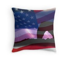American West Series--Delicate Arch Throw Pillow