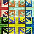 Union flag by Mike Higgins